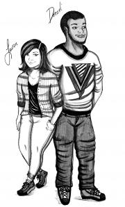 Lauren & Denzel