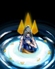 Lynor In Prayer