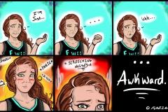 MAE: I'm Awkward (#1)